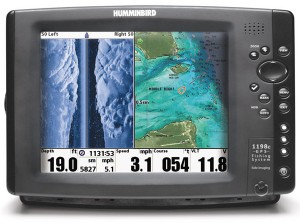 Fish Finder on Fish Finder 1198c Si Combo Review   Hummingbird Fish Finder Reviews