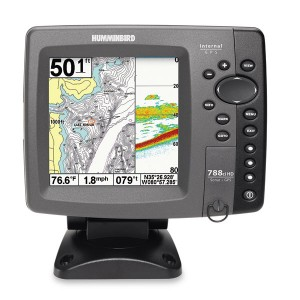 Hummingbird Fish Finder 788ci HD Combo