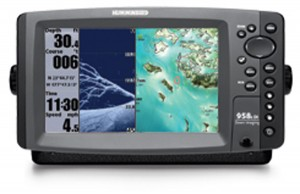 hummingbird fish finder 958c di combo review | humminbird fish, Fish Finder
