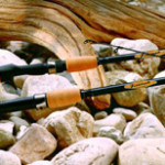 St. Croix Rainbow & Steelhead Rods