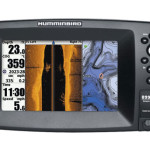 Hummingbird Fish Finders - 899ci High Definition Side Imaging Combo
