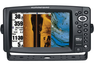 Hummingbird Fish Finders - 999ci High Definition Side Imaging Combo