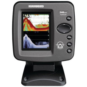 Hummingbird Fish Finders - 346c Down Imaging