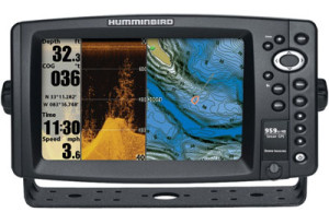 Hummingbird Fish Finders - 959ci HD DI Combo