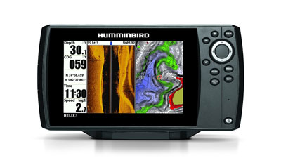 HELIX 7 Side Imaging and GPS - from Humminbird
