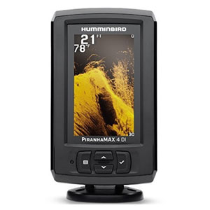 piranhamax 4 di - down imaging humminbird fish finder