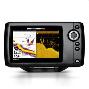 Humminbird Fish Finder HELIX 5 DI G2 Review | Humminbird